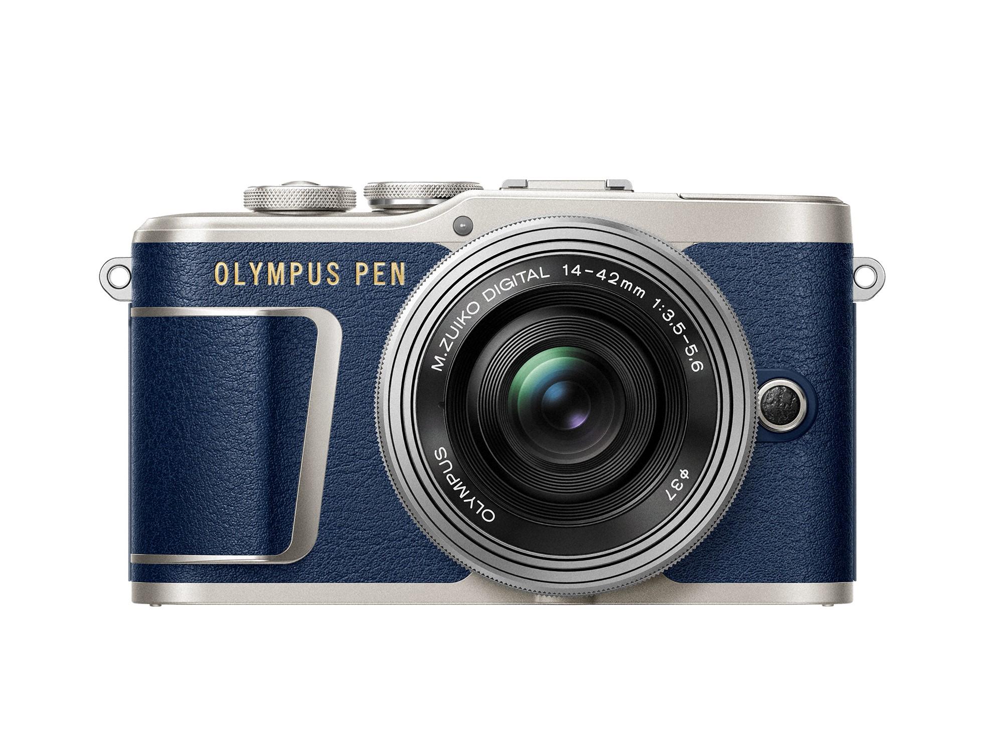 Olympus PEN E-PL9 EZ + 45mm F1.8 za 2099 zł!