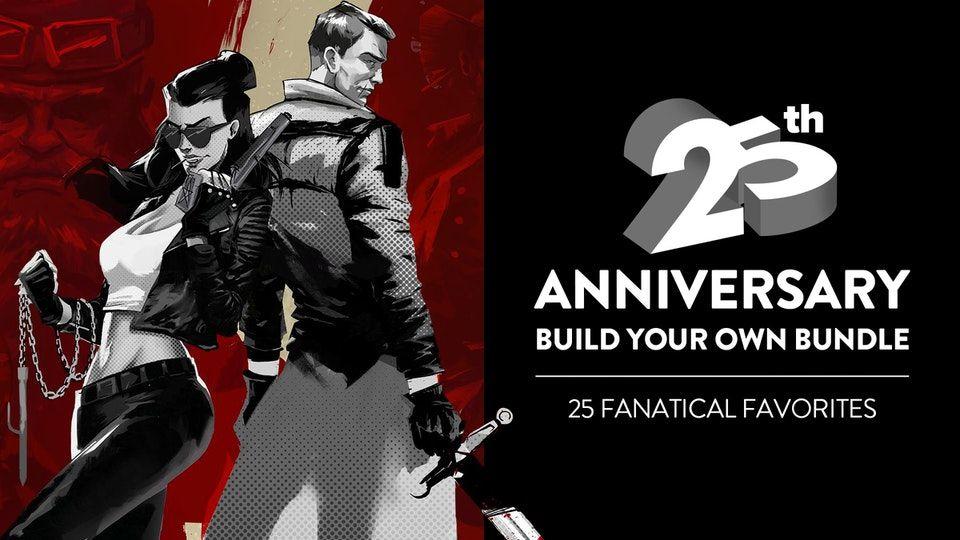 Bulid Your 25Th Anniversary Bundle od 1€ za gre | m.in. Call of Juarez, Dirt 4, Syberia...