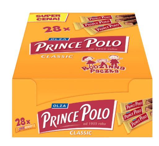 28x Prince Polo Classic w Aldim za 13.99zł. Wychodzi 0.5zł / szt