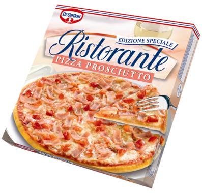 Pizza Ristorante za 4,44 zł @ Kaufland