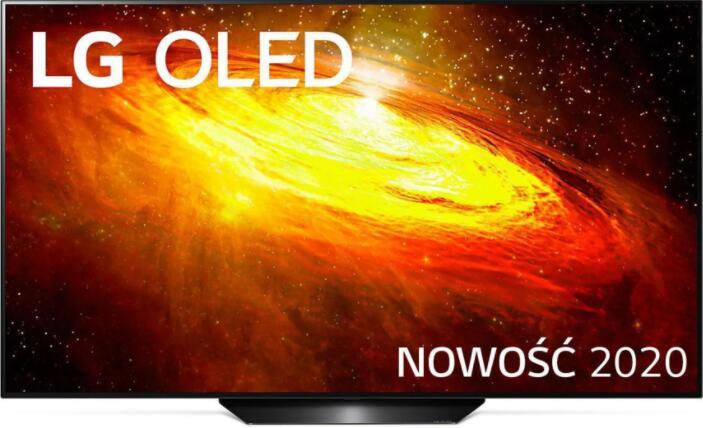 Telewizor LG OLED OLED55BX3 - Możliwe 3711zł(z cashbackiem 68zł)/ LG OLED65BX3 w cenie 5565zł (możliwe 5 425zł)