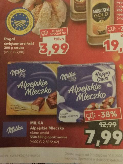 Milka - Alepjskie Mleczko