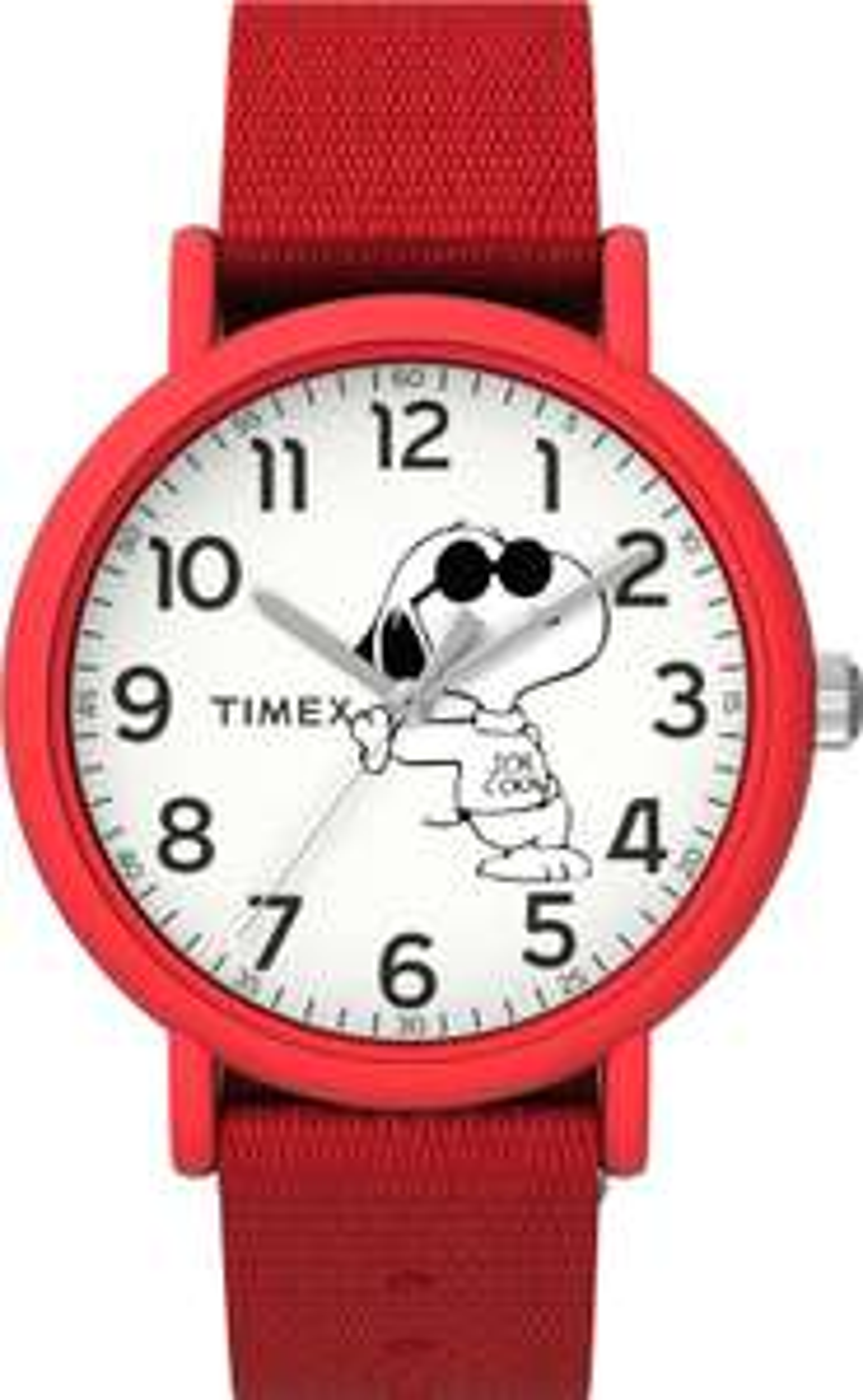 Timex Snoopy kontynuacja hitów sprzed kilku dni (tym razem czerwony!)