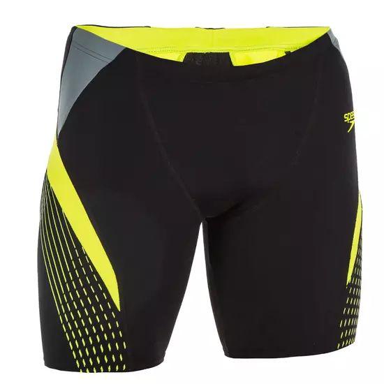 Decathlon, Bokserki pływackie długie, Endurance+(SPEEDO), rozmiary 40-48 (78-100 w talii), krótkie 60 zł r 40, 44-48