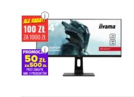 "iiyama G-Master GB3461WQSU Red Eagle -płaski monitor IPS 34"" 144Hz UWQHD 1ms"