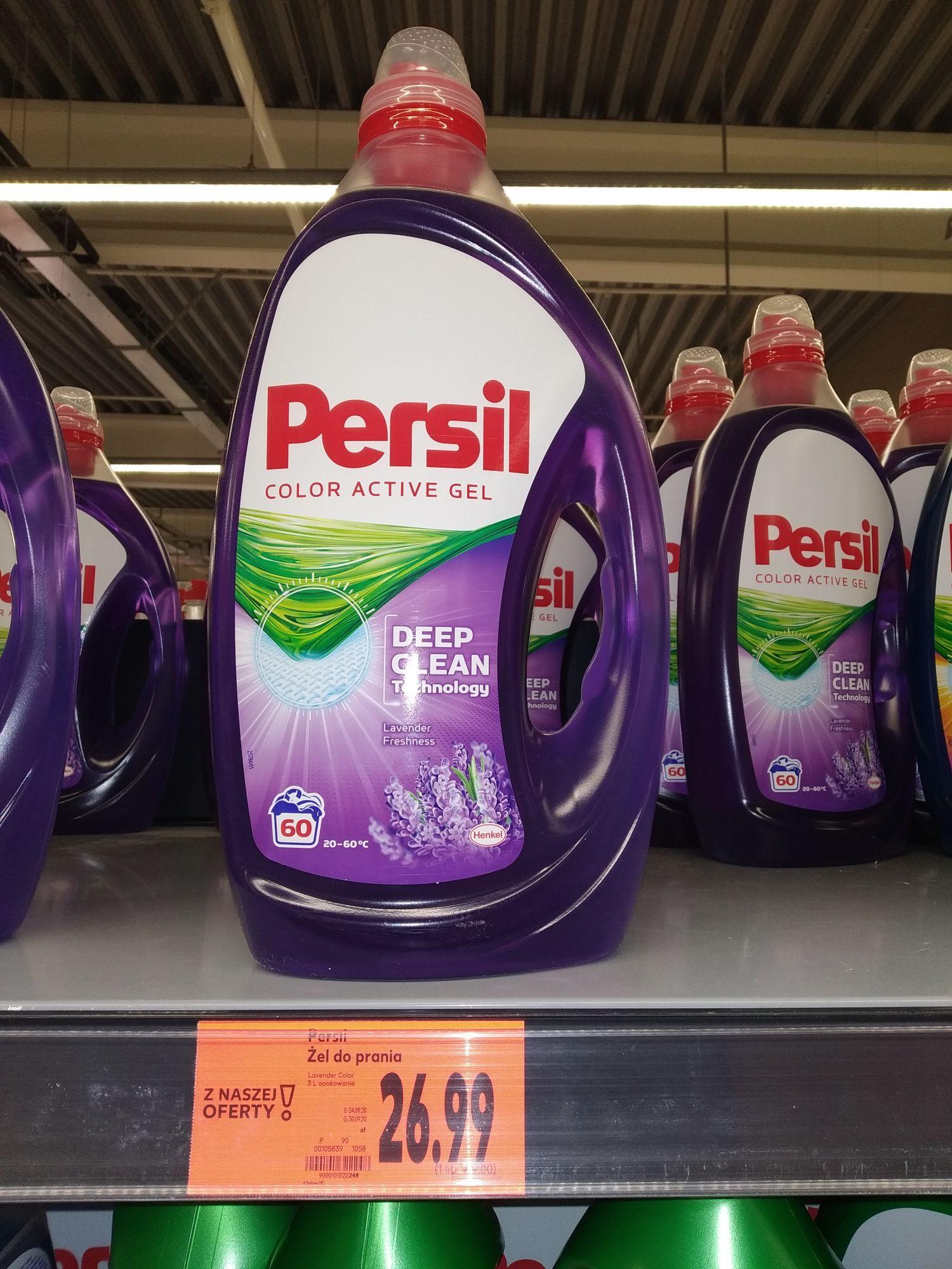 Persil żel do prania Lavender 3l