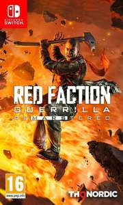 Red Faction Guerrilla Remarstered Napisy PL (NS)