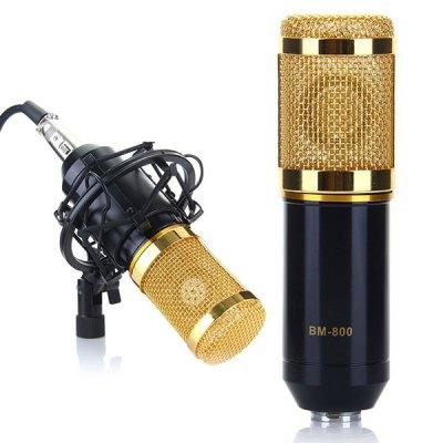 Mikrofon BM-800 - i już możesz zostać profesjonalnym youtuberem :D @Gearbest