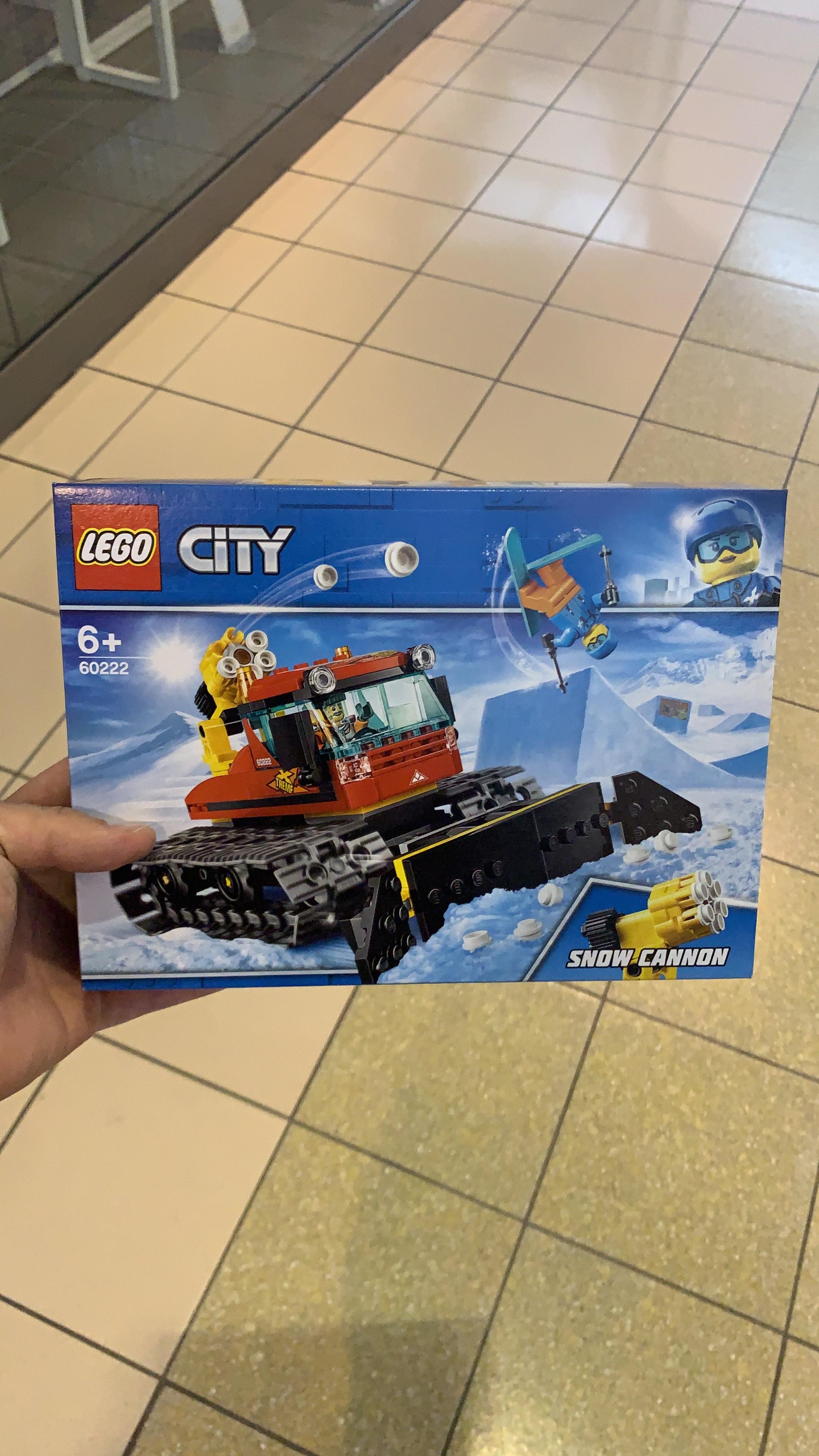 Lego 60222