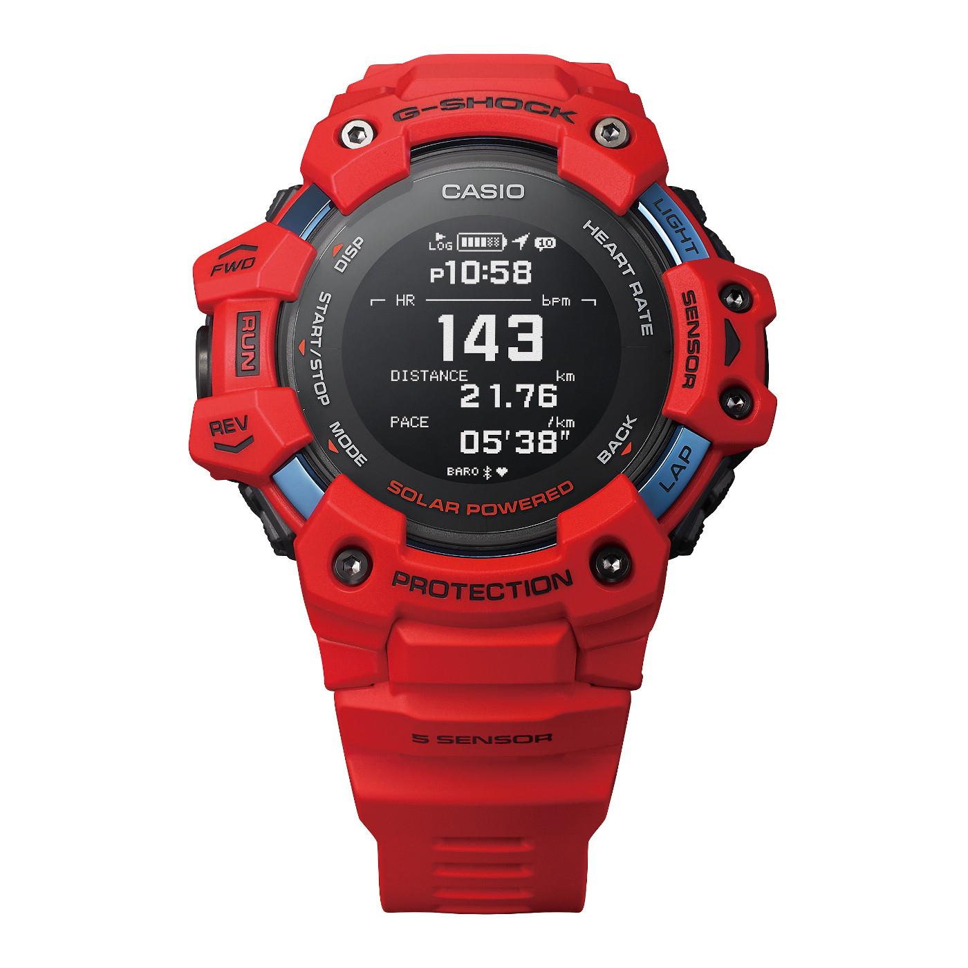 G-ShockG-Squad zegarek GBD-H1000-4ER