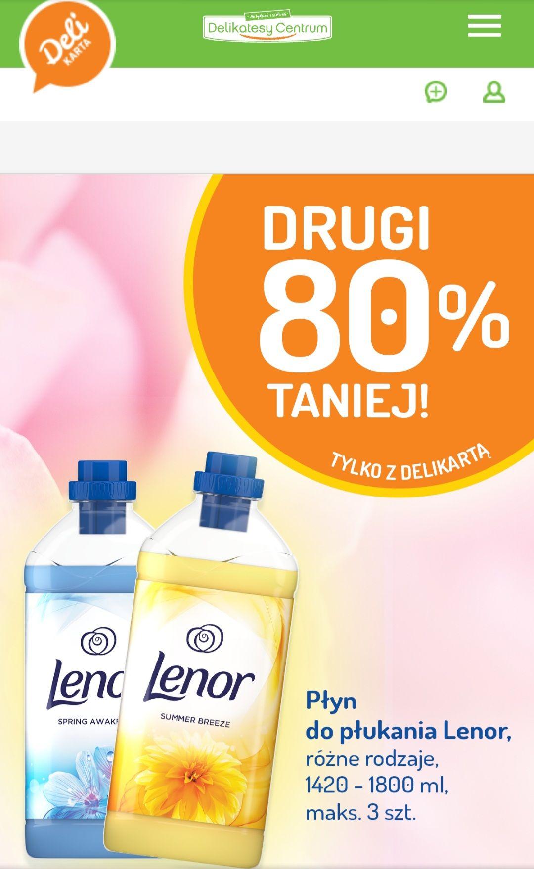 Lenor 1.8 l