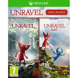 Unravel 1 + 2 Gra XBOX ONE