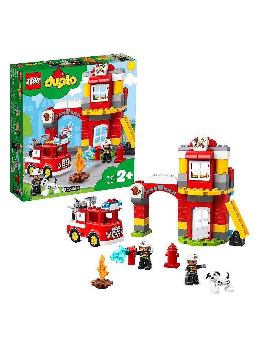 LEGO Duplo Remiża Strażacka 10903