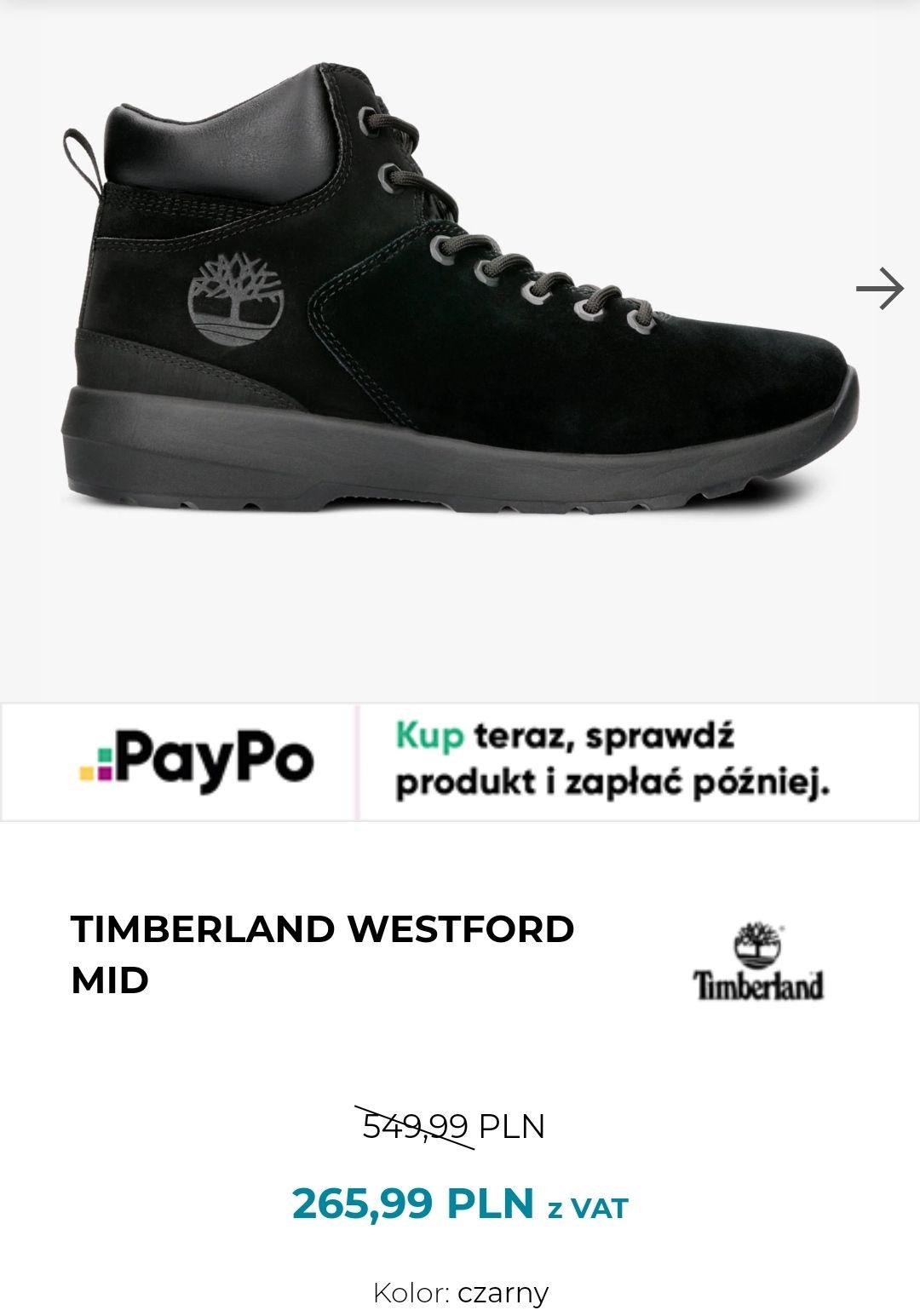TIMBERLAND WESTFORD MID