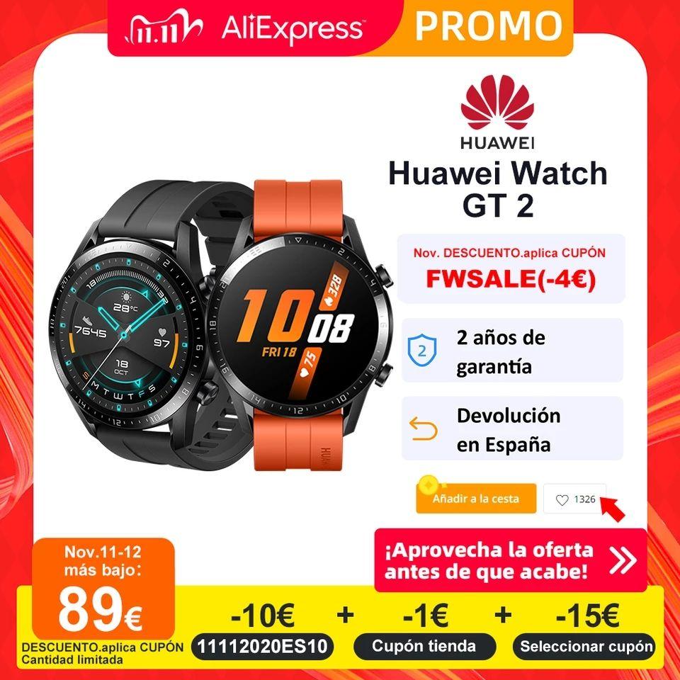 Huawei Watch GT 2 46mm na 11.11