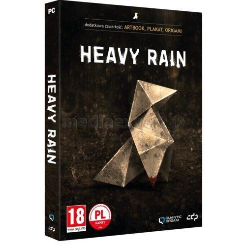 Heavy Rain na PC tańszy o 30 zl
