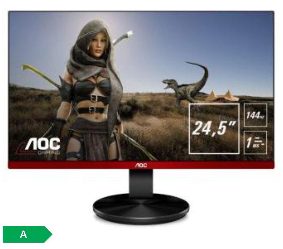 Monitor AOC G2590FX 1ms 144Hz