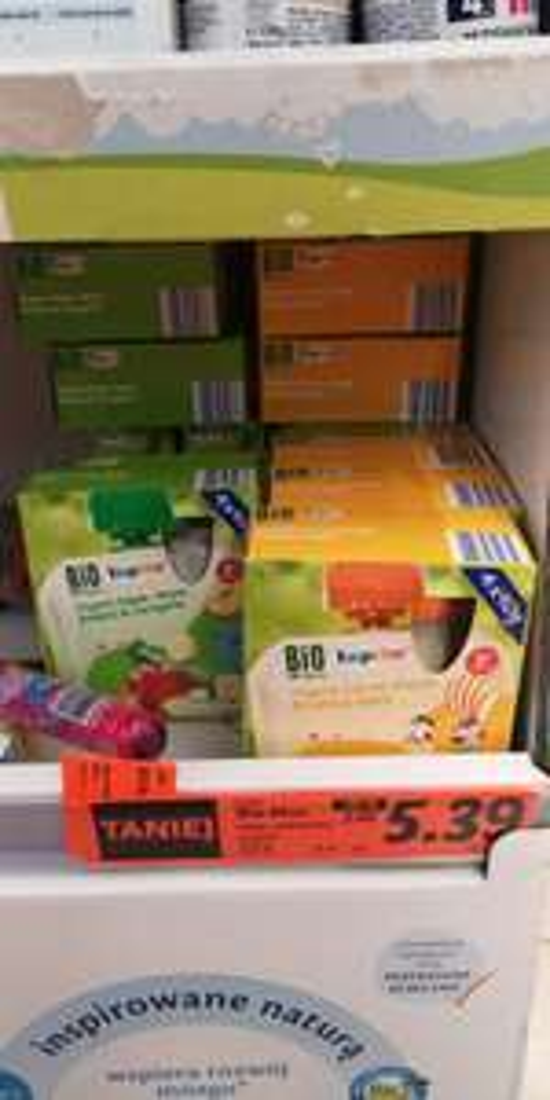 Musy owocowo-warzywne Lupilu Bio Organic 4x90 g - LIDL