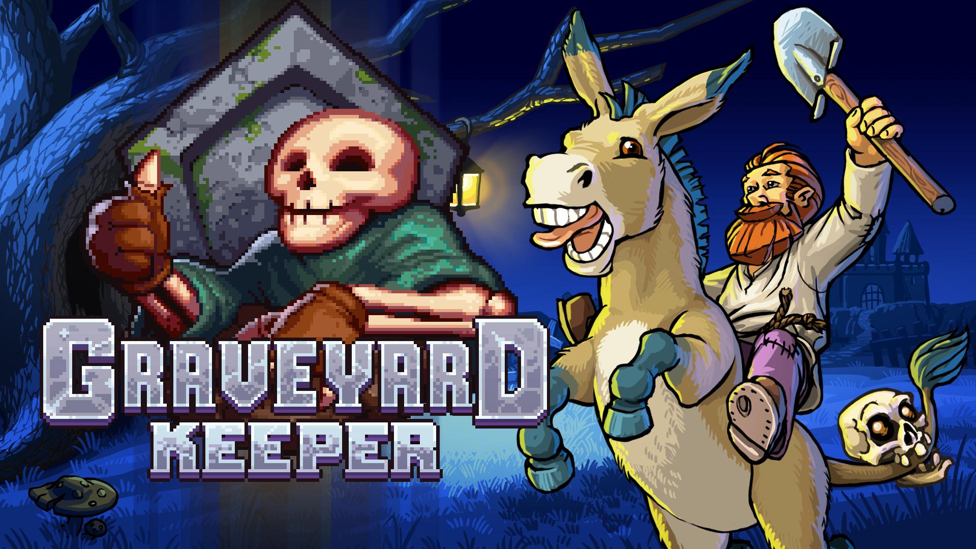 Graveyard Keeper Steam CD Key