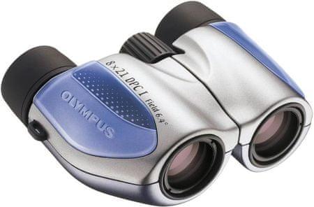 Lornetka kompaktowa Olympus 8x21 DPC I Steel Blue, odbiór os. od 0 do 11zł, kurier 13zł