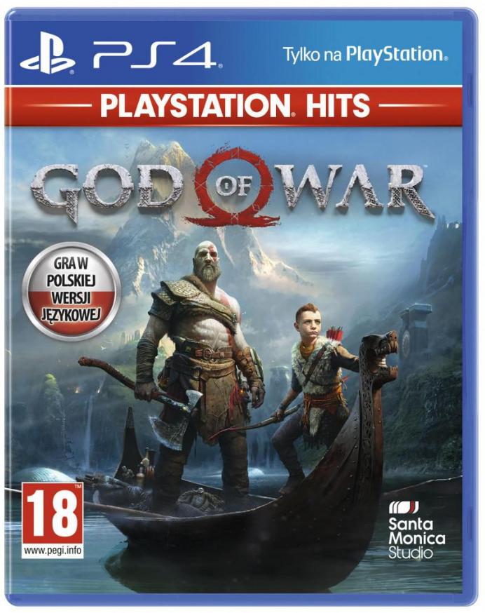 PS4 God of War PL