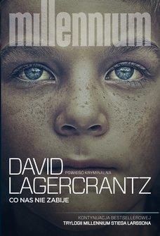 """Codziennie inny e-book po 9,99zł. Dziś - """"Co nas nie zabije"""" D.Lagercrantza @ Nexto"""
