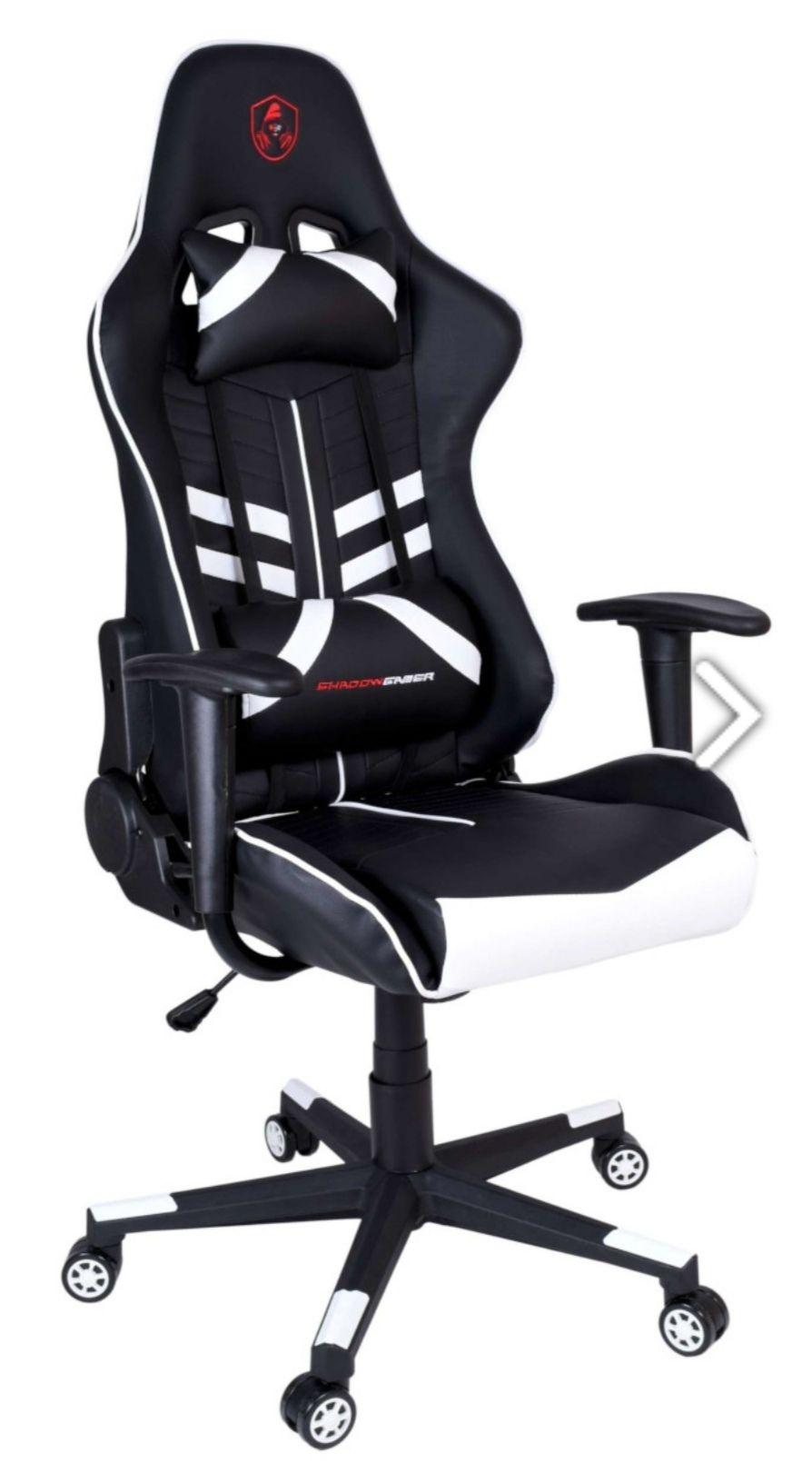 Fotel gamingowy biurowy SHADOW GAMER