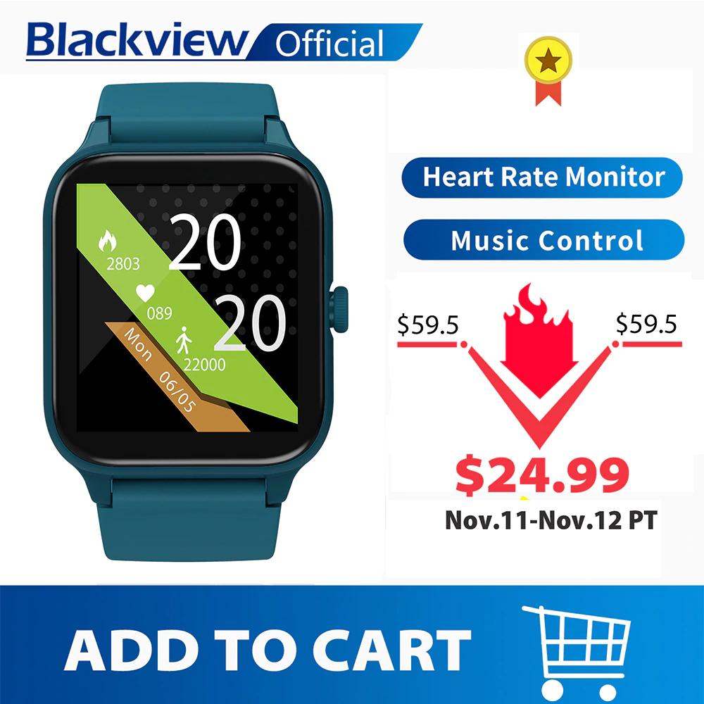 Sportowy Blackview SmartWatch R3 Pro - 24.99$ - 11.11