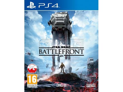 Star Wars Battlefront za 49,90/59,90zł (PC/PS4), Mirror's Edge Catalysl za 73,30 (PS4/XOne) i 46,69 PC @ Sferis