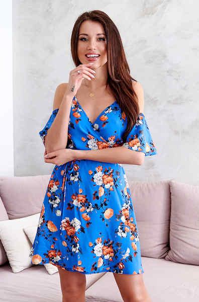 Sukienka Malaga XS Sugarfree 30% taniej również od cen wyprzedażowych