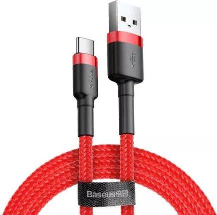 Baseus Kabel USB-C Typ C Quick Charge 3.0 - 2m