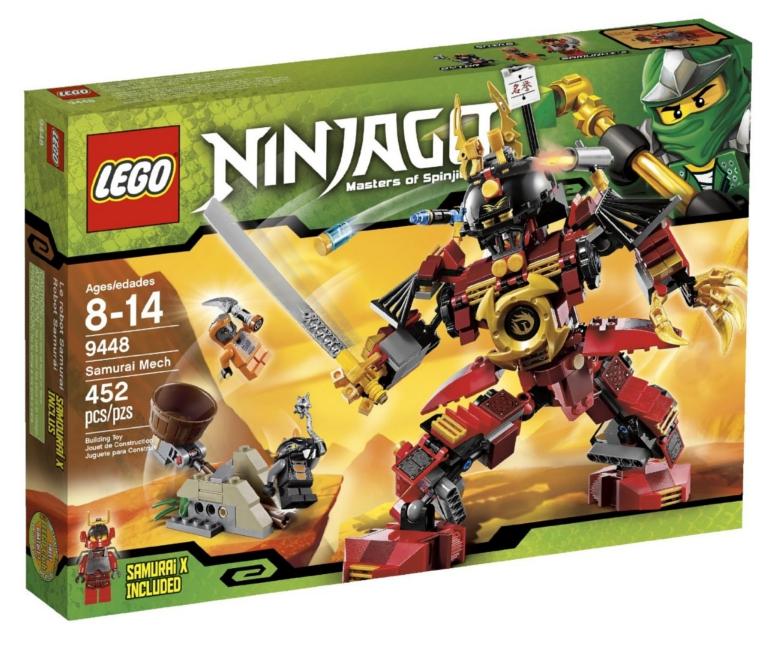 Lego Ninjago Mechaniczny Samuraj za 99,99zł @ Pepco