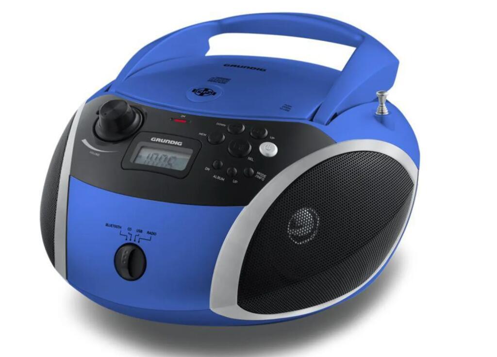 Radioodtwarzacz GRUNDIG RCD 1500BT @Neonet