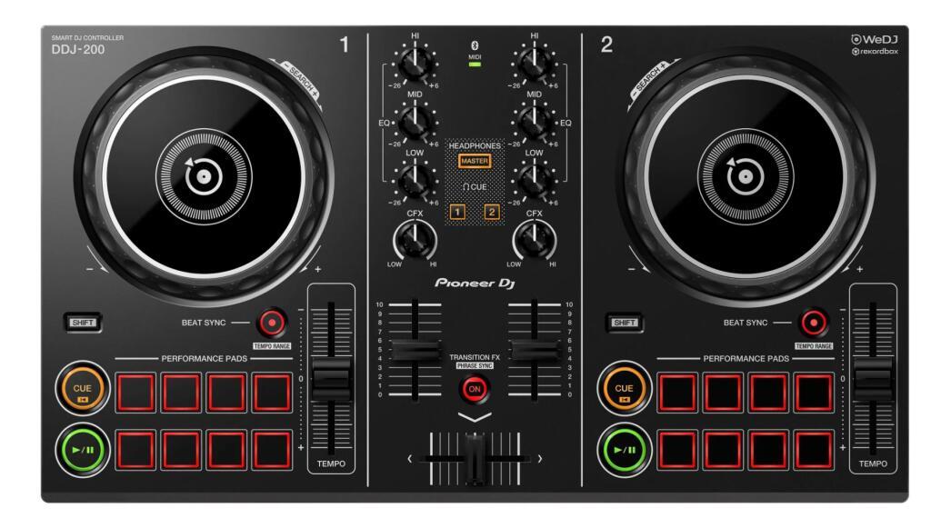 Kontroler DJ PIONEER DDJ-200 @Neonet