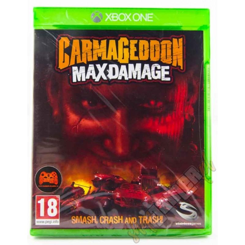 CARMAGEDDON: MAX DAMAGE (NOWA) Xbox One