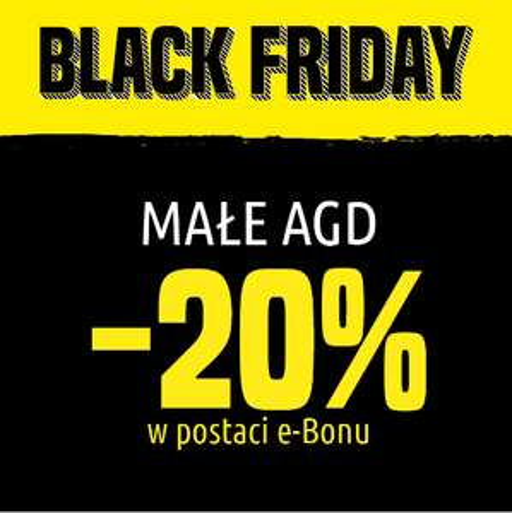 20% w e-bonie za zakup małego AGD w Carrefour
