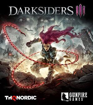 Darksiders 3 PC PL Steam