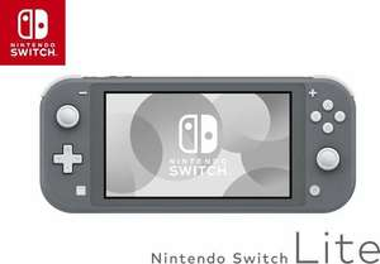 Konsola Nintendo Switch Lite Szary