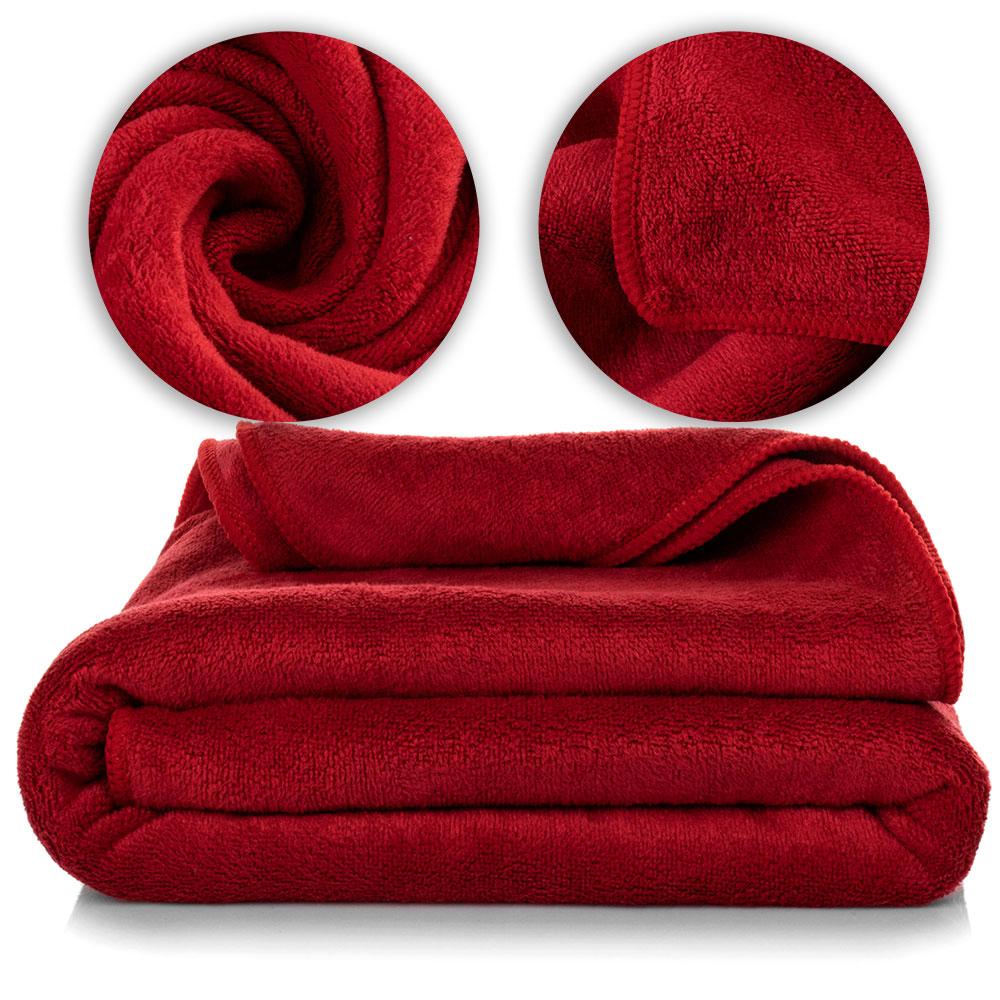 Ścierka ręcznik do osuszania samochodu 380 g/m2 70x140cm!