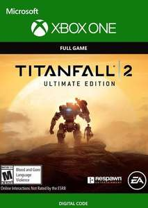 Titanfall 2 (Ultimate Edition) (Xbox One) Xbox Live Key EUROPE