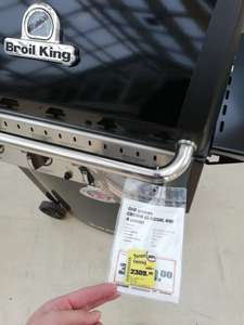 Broil King Crown Classic 410 grill gazowy