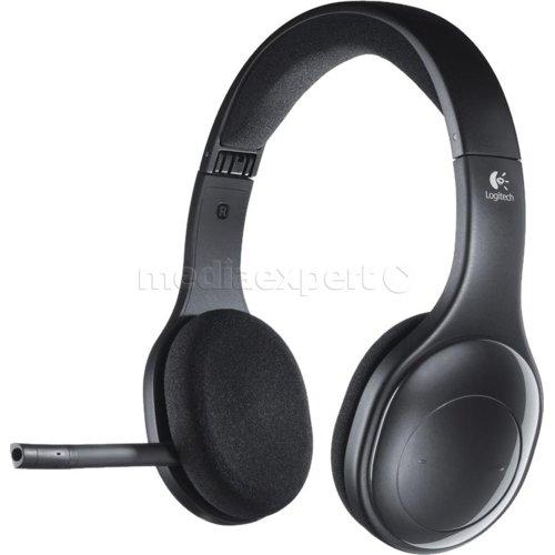 LOGITECH H800 słuchawki z mikrofonem bluetooth