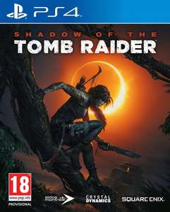 Shadow Of The Tomb Raider PL dubbing PS4 - NOWA