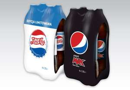 Pepsi lub Pepsi Max w Biedronce