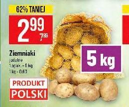 Ziemniaki 5kg za 2,99 w POLOMarket