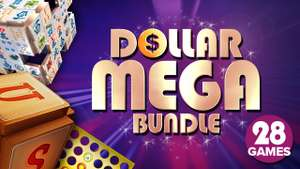 Dollar Mega Bundle (28 gier steam)