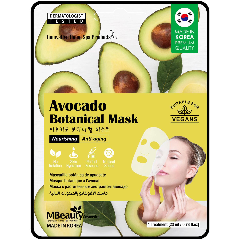 Mbeauty odżywcza i odmładzająca maska
