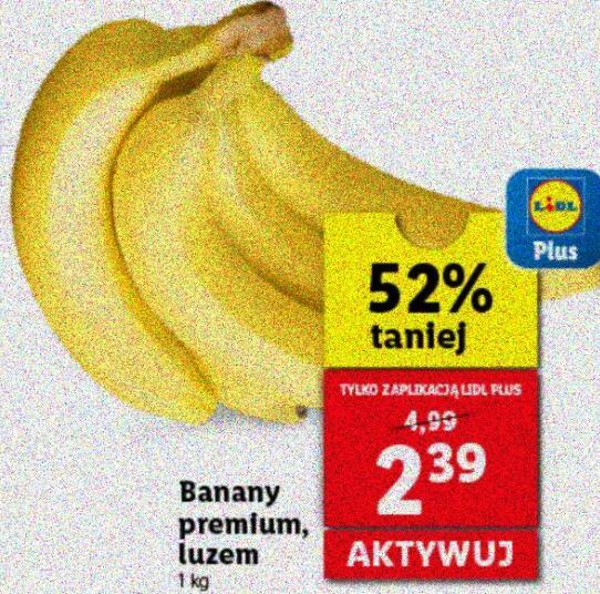 Banany kg @Lidl