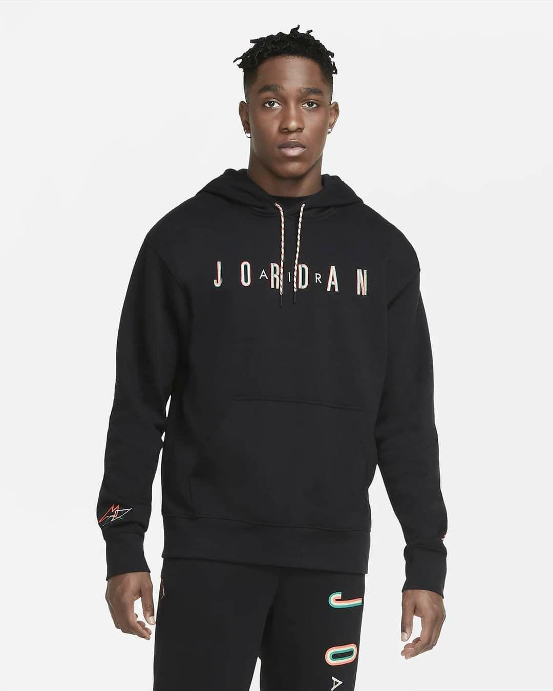Jordan bluza z haftem