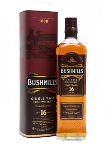 WHISKEY BUSHMILLS 16YO 0,7 na Alkooutlet